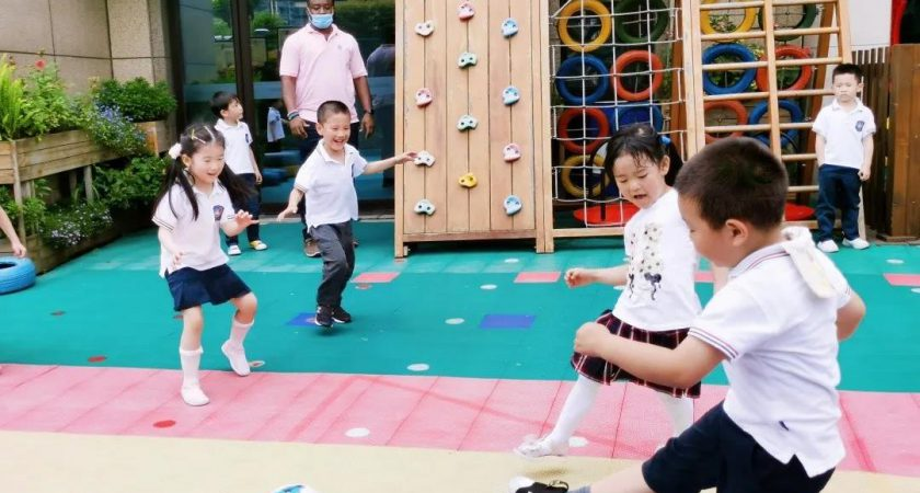 Children's day at Wesley